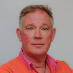 Nigel Warrington