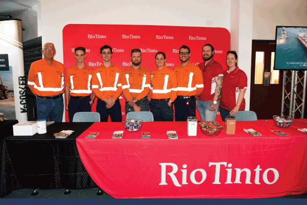 Rio Tinto Partner with Us!